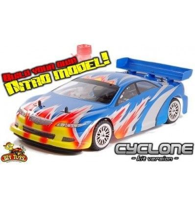 Kit Acme Cyclone 1:10 Nitro