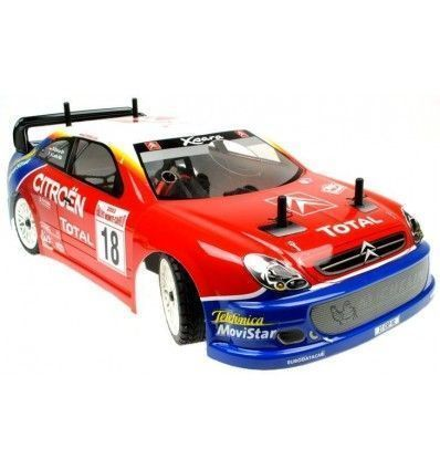 GS Racing Citroen Vision EvoE 1:10 Brushless