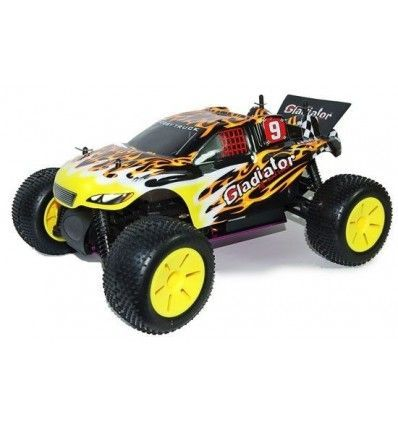 TRUGGY RC HSP GLADIATOR 1:10 NITRO