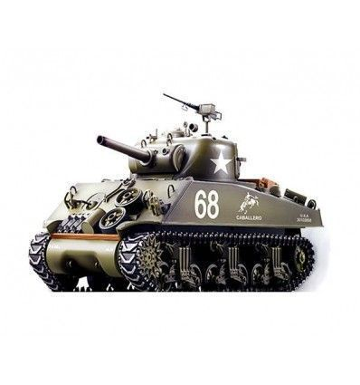 HENG LONG M4A3 SHERMAN 1:16 RC