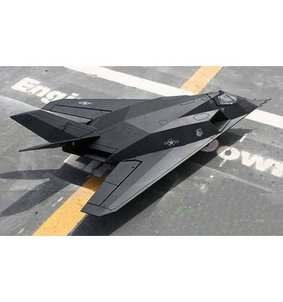 JET STARMAX F-117 BLACKNIGHT STEALTH RTF