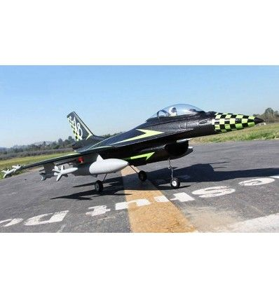 JET RC STARMAX F-16 BRUSHLESS RTF