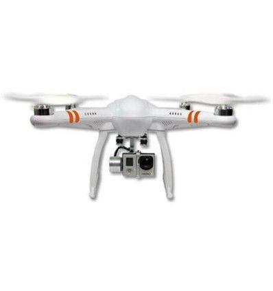 SKYARTEC QUADCOPTER DRONE FreeX GPS