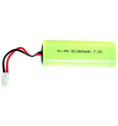 Bateria Ni-MH 7.2v 1800mAh 15C