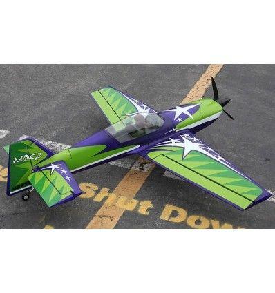 Avión RC Starmax MX2 RTF