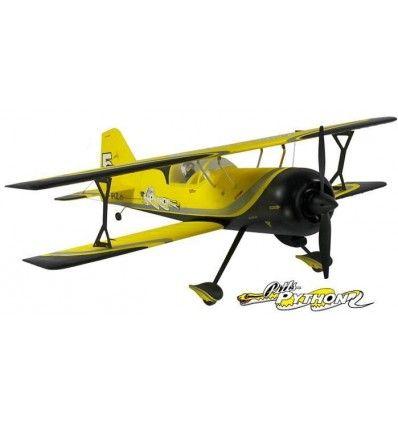 Avión Dynam Pitts Python 4CH RTF