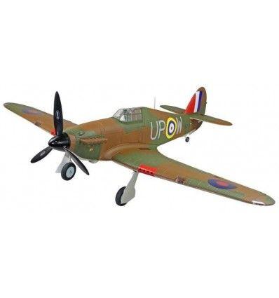 Warbird Dynam Hawker Hurricane RTF