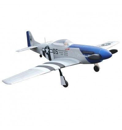Avión Dynam RC Mini P-51D Mustang