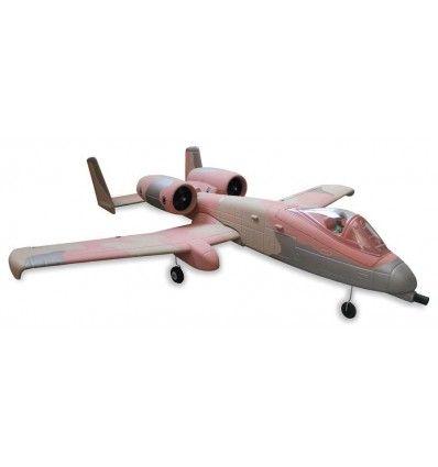 Jet RC Dynam Thunderbolt A-10 RTF