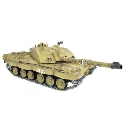 Tanque RC Heng Long British Challenger 2 Pro