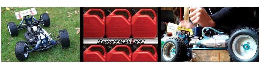 Coches RC Nitro